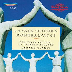 Orquestra Nacional De Cambra d'Andorra 歌手頭像