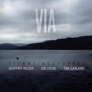 Storms/Nocturnes: Geoffrey Keezer, Joe Locke, Tim Garland 歌手頭像