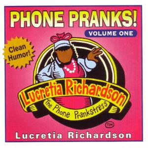 Lucretia Richardson 歌手頭像