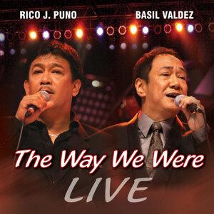 Rico J. Puno & Basil Valdez 歌手頭像