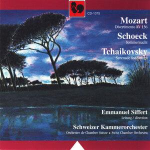 Anita Fatton, Orchestre de Chambre Suisse & Emmanuel Siffert 歌手頭像