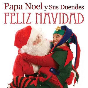 Papa Noel Y Sus Duendes