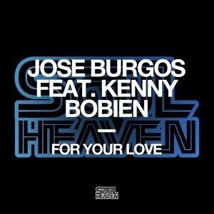 Jose Burgos feat. Kenny Bobien