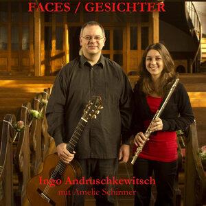 Ingo Andruschkewitsch mit Amelie Schirmer 歌手頭像