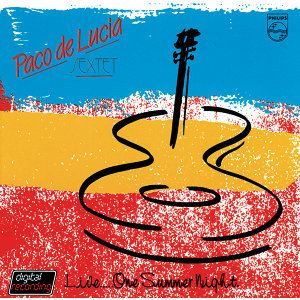 The Paco De Lucia Sextet アーティスト写真