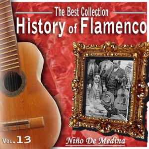 Niño De Medina 歌手頭像