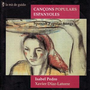 Isabel Pedro & Xavier Díaz Latorre