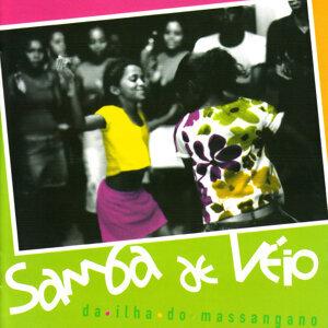 Samba de véio da ilha do Massangano 歌手頭像