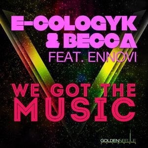 E-Cologyk & Becca 歌手頭像