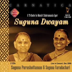 Suguna Purusottaman & Suguna Varadachari 歌手頭像