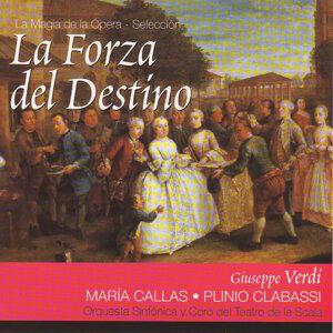 Maria Callas, Plinio Clabassi, Coro y Orquesta Sinfónica del Teatro de la Scala 歌手頭像