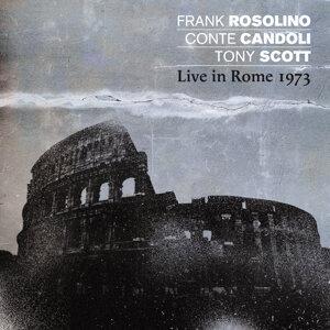 Frank Rosolino|Conte Candoli|Tony Scott 歌手頭像