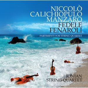 Ionian String Quartet 歌手頭像