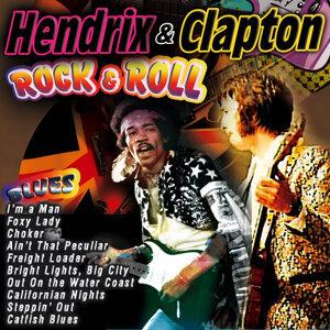 Jimy Hendrix Eric Clapton 歌手頭像