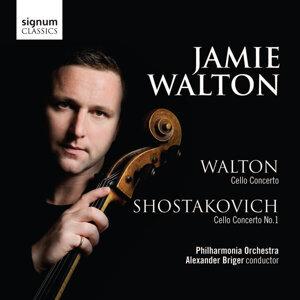 Jamie Walton, Philharmonia Orchestra, Alexander Briger 歌手頭像