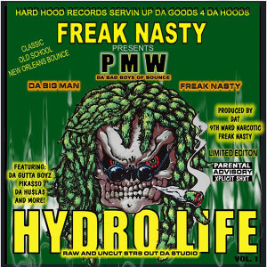 FREAK NASTY PRESENTS/ PMW 歌手頭像
