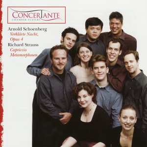 Concertante Chamber Players 歌手頭像