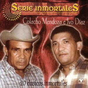 Colacho Mendoza E Ivo Díaz 歌手頭像