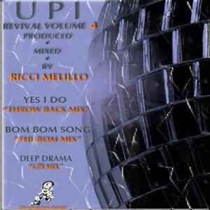 UPI 歌手頭像