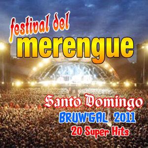 Festival del Merengue 歌手頭像
