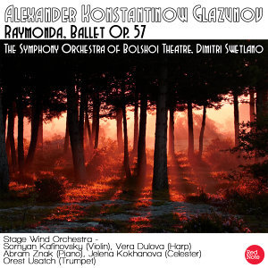 The Symphony Orchestra of Bolshoi Theatre, Dimitri Swetlano & Stage Wind Orchestra 歌手頭像