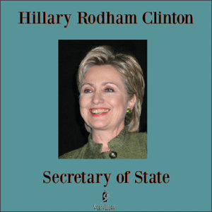 Hillary Rodham Clinton 歌手頭像