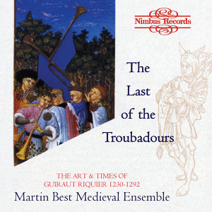 Martin Best Medieval Ensemble 歌手頭像