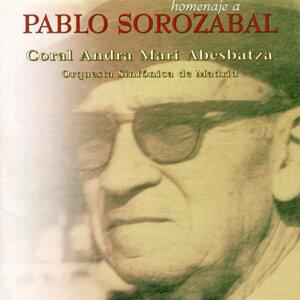 Coral Andra Mari Abesbatza - Orquesta Sinfónica de Madrid 歌手頭像