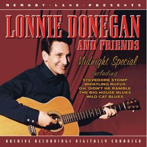 Lonnie Donegan, Friends 歌手頭像