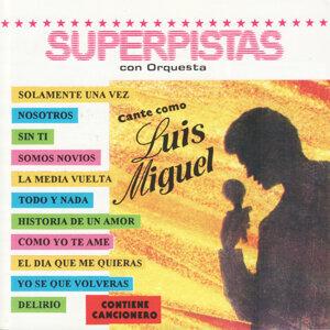 Superpistas Con Orquesta 歌手頭像