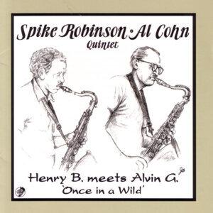 Spike Robinson / Al Cohn Quintet