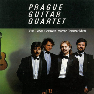 The Prague Guitar Quartet