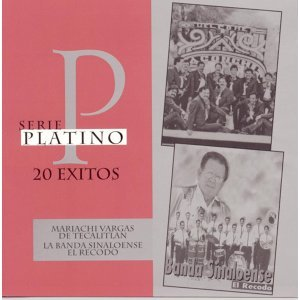 Mariachi Vargas De Tecalitlan & La Banda Sinaloense De El Recodo 歌手頭像