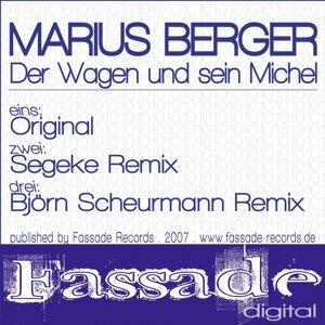 Marius Berger 歌手頭像