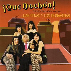 Juan Penas y Los Bonavenas 歌手頭像