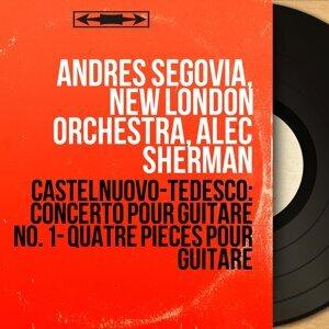 Andrés Segovia, New London Orchestra, Alec Sherman 歌手頭像