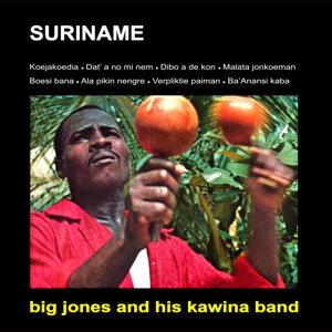 Big Jones & His Kawina Band 歌手頭像