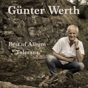 Günter Werth アーティスト写真
