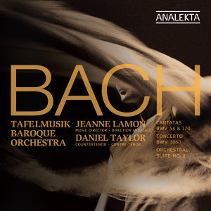 Daniel Taylor & Tafelmusik Baroque Orchestra 歌手頭像