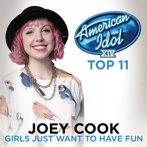 Joey Cook 歌手頭像