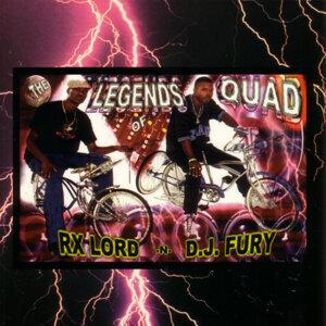 RX Lord -N- D.J. Fury 歌手頭像