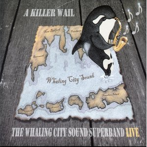 The Whaling City Sound Superband (Live) 歌手頭像
