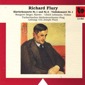 Margaret Singer, Ulrich Lehmann, Tschechisches Sinfonieorchester Prag & Urs Joseph Flury 歌手頭像