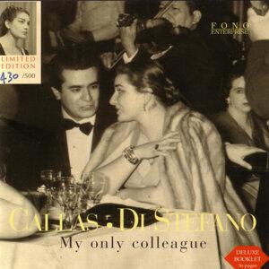 Maria Meneghini Callas & Giuseppe Di Stefano