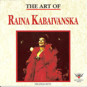 Raina Kabaivanska 歌手頭像