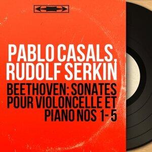 Pablo Casals, Rudolf Serkin 歌手頭像