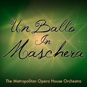 Metropolitan Opera 歌手頭像