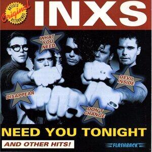 Inxs (印艾克斯合唱團) 歌手頭像