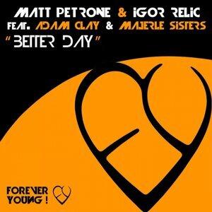 Matt Petrone 歌手頭像
