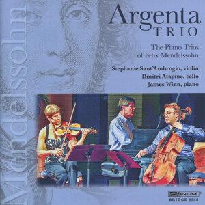 Argenta Trio 歌手頭像